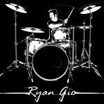 Drummer Ryan Gio Logo