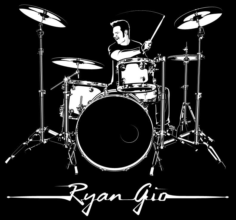 Drummer Ryan Gio