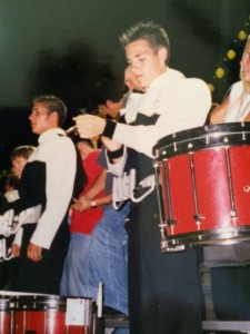 High School Varsity Drumline