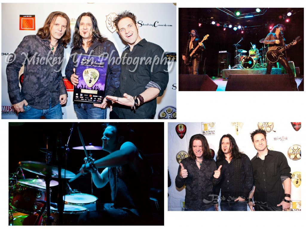 22nd Annual Los Angeles Music Awards (HARD ROCK BAND OF THE YEAR) and Music Connection Magazine (WHISKY A GO GO CONCERT REVIEW) - DEAD LEGEND