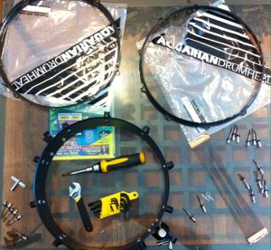 Drumhead Replacement